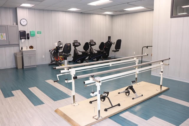 Exercise Room remodel 3
