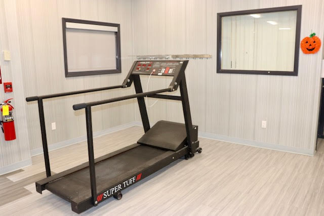 Exercise Room Remodel 2