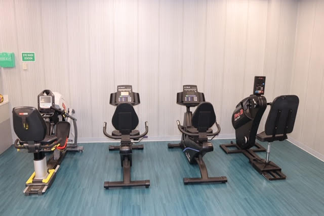 Exercise Room Remodel 1