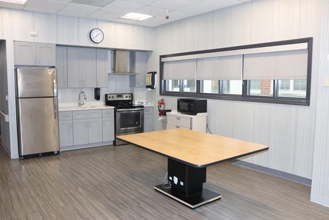 Kitchen at Lakeview