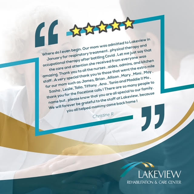Review from Christine R.